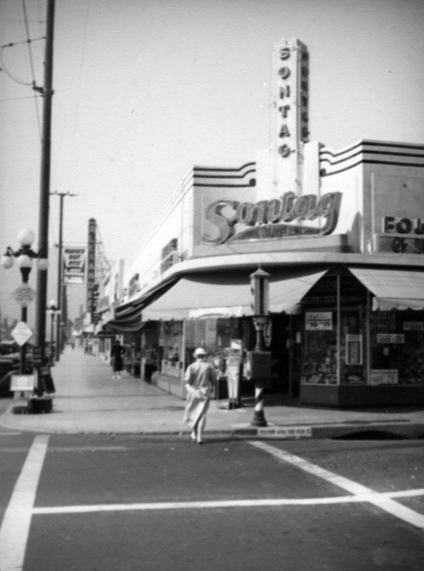 Sontag Drug Store - Brand Blvd Glendale CA