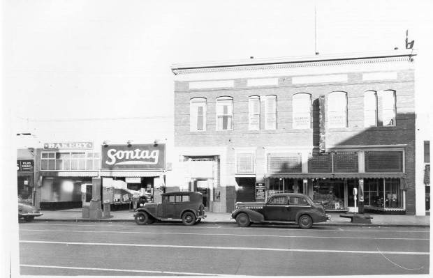 Sontag Drug Store - Santa Rosa CA