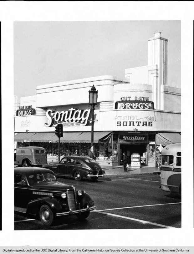 5401 Wilshire Blvd., Los Angeles, CA (1941)
