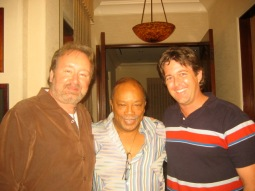 """Truth In Terms Of Beauty"" - with Vince DiPersio & Quincy Jones"
